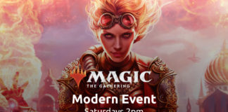 Saturday Modern Event