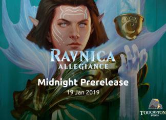 Ravnica Allegiance Midnight Prerelease