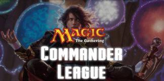 Touchstone Commander League