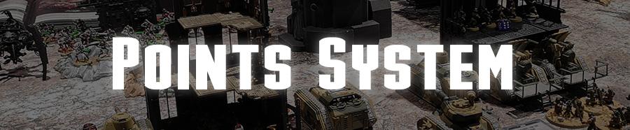 Points System header