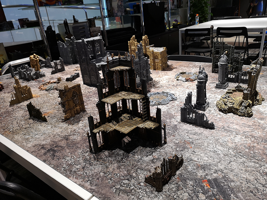 Campaign 1 Chapter 2 Terrain